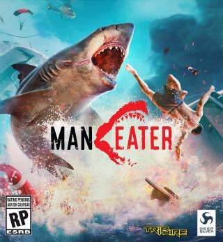 Постер Maneater